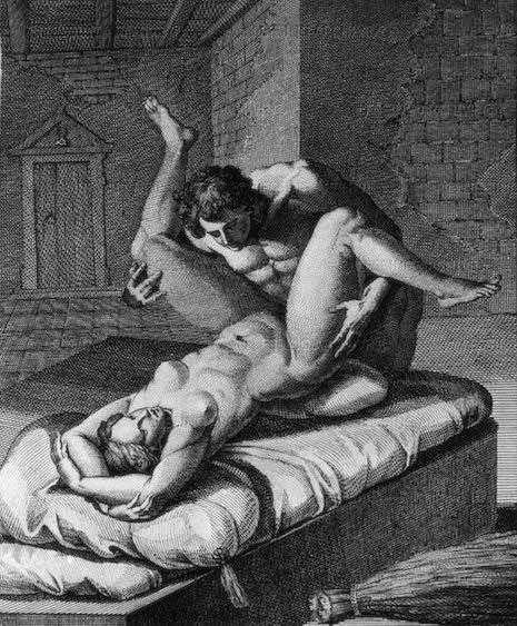 kamasutra de Giulio Romano polinesio