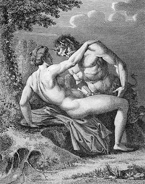 kamasutra de Giulio Romano satiro