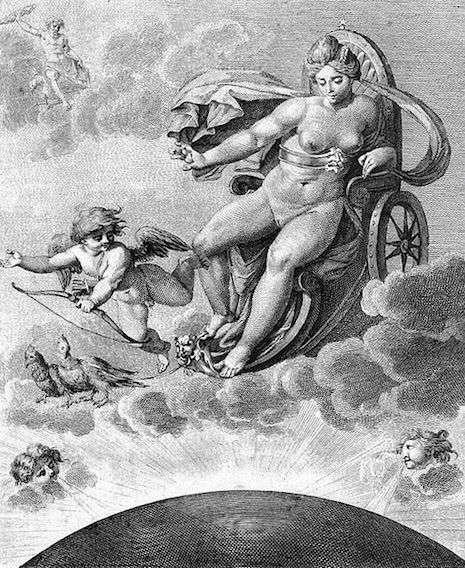 kamasutra de Giulio Romano venus