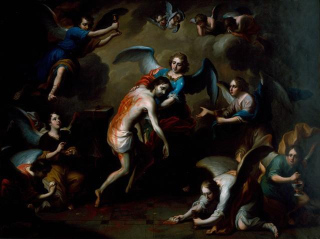 la melancolia y la religion