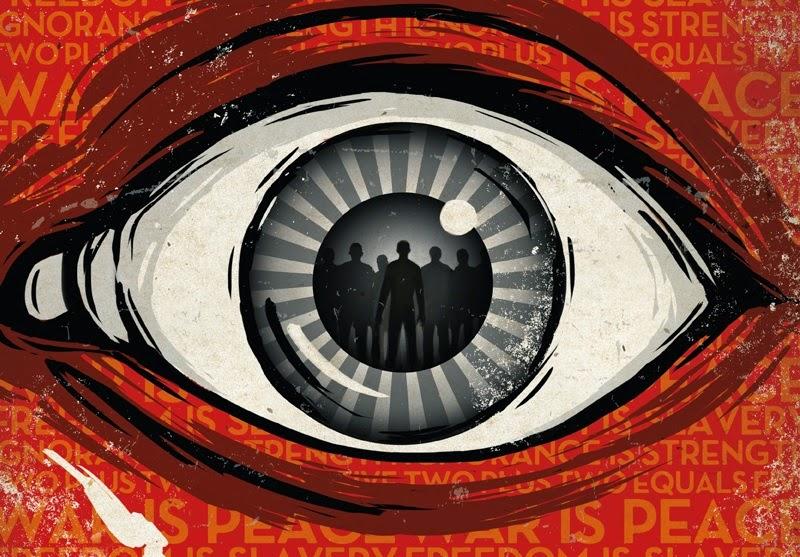 libros que te haran paranoico orwell