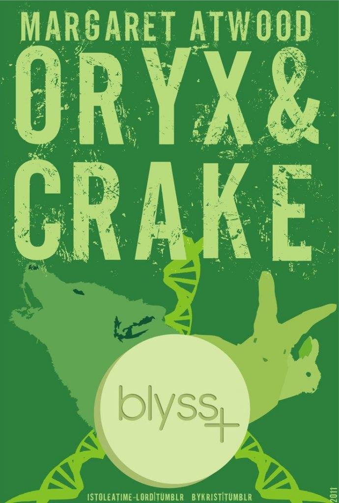 libros que te haran paranoico oryx and crake