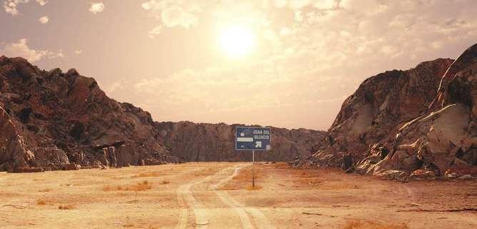 lugares mas surrealistas del mundo zona del silencio