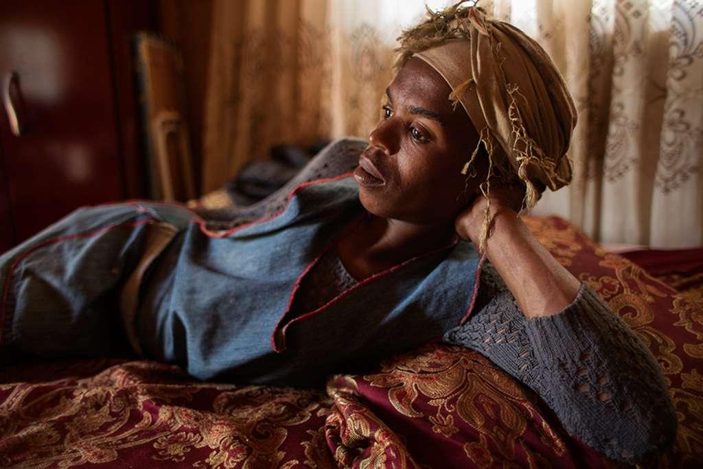 mama transgenero en africa