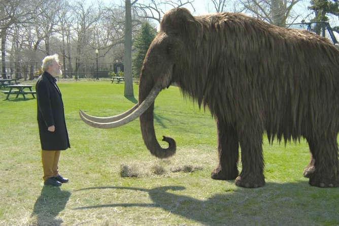 revivir al mamut
