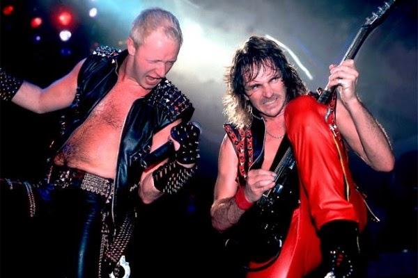 mensajes subliminales en Judas Priest tipton halford