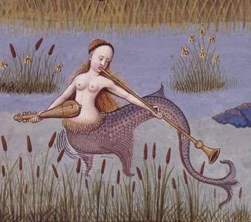mermaid mythology new representation