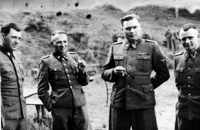 metanfetaminas nazis droga