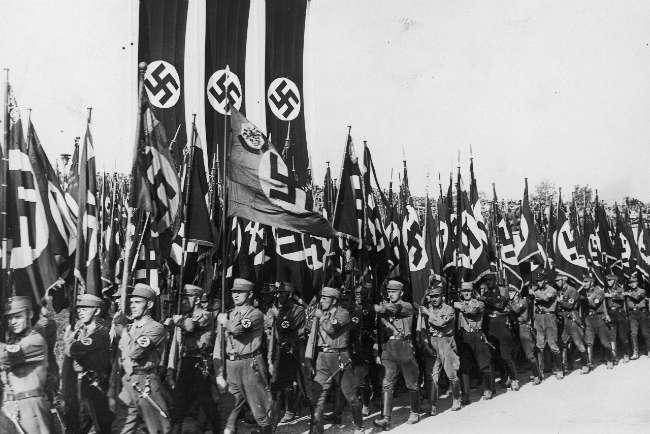 metanfetaminas nazis guerra