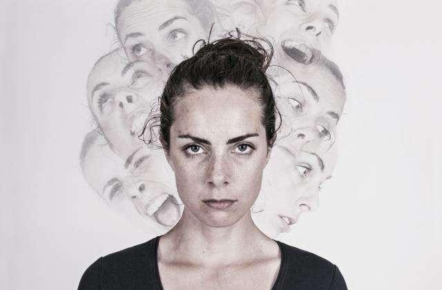mitos sobre la esquizofrenia rostros