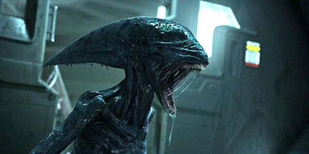 nueva pelicula de alien cria