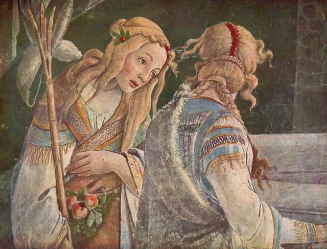 obras de sandro botticelli