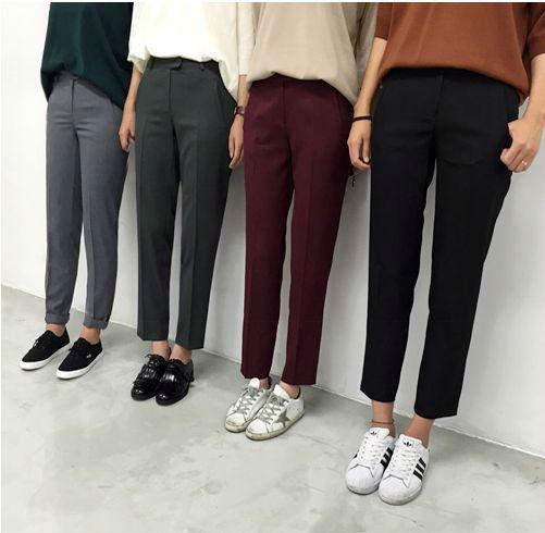 pantalones normcore