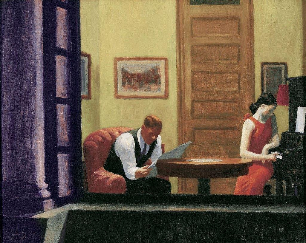 pinturas de edward-hopper