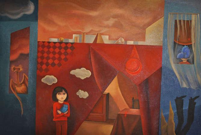 pinturas de leticia tarrago
