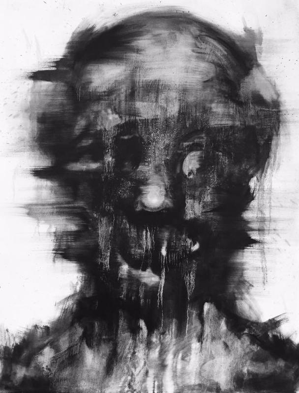pinturas deprimentes rayas