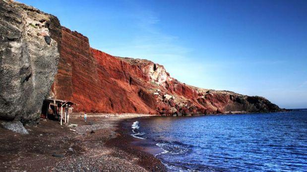 playa arena roja peru