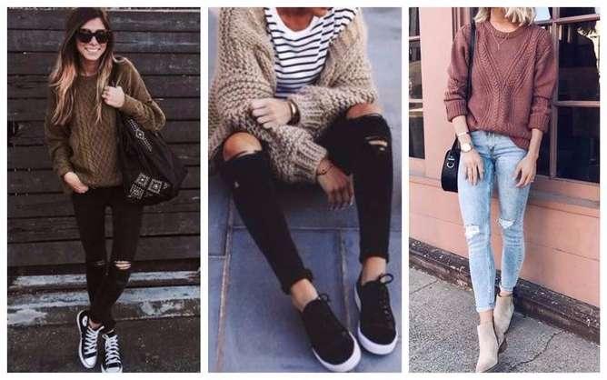 prendas de moda para mujeres bajitas skinny cortos