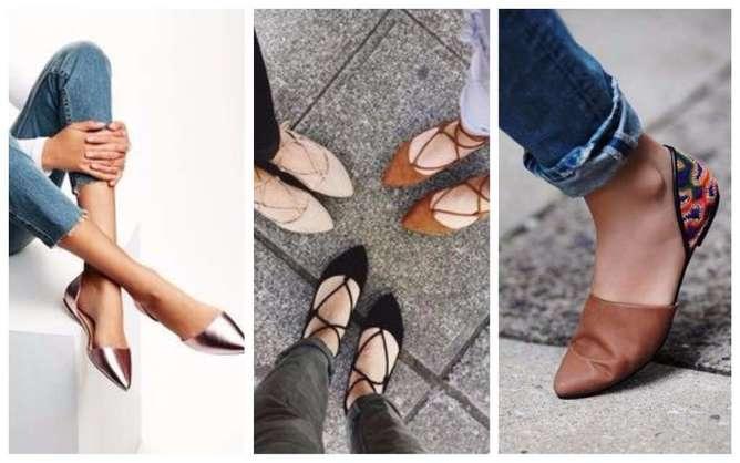 prendas de moda para mujeres bajitasflats