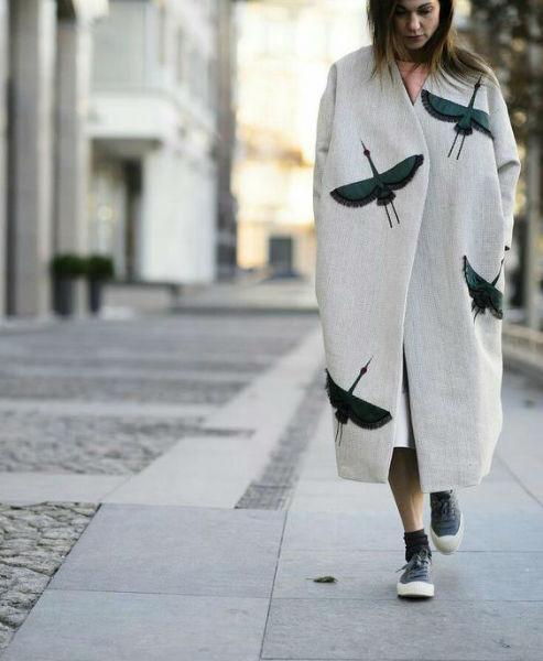prendas para dejar de ser introvertida abrigo