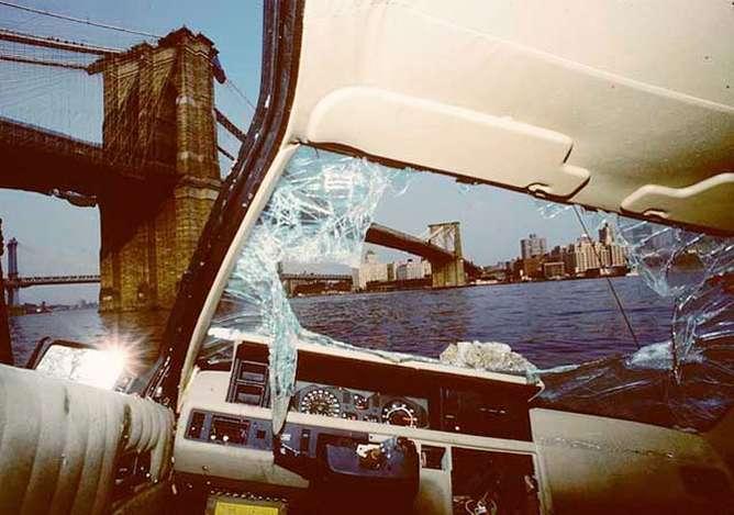 puente fotografias de nueva york en los 80