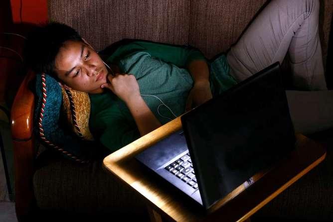redes sociales que cuidan tu privacidad laptop