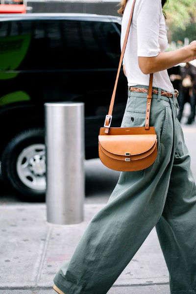 reglas de la moda bolso
