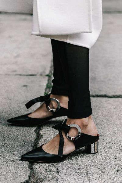 reglas de la moda calzado