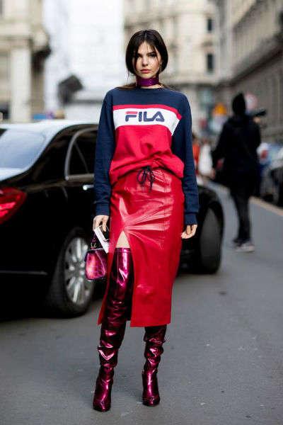 reglas de la moda eclectic