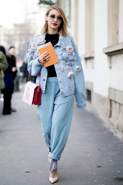 reglas de la moda eclectica