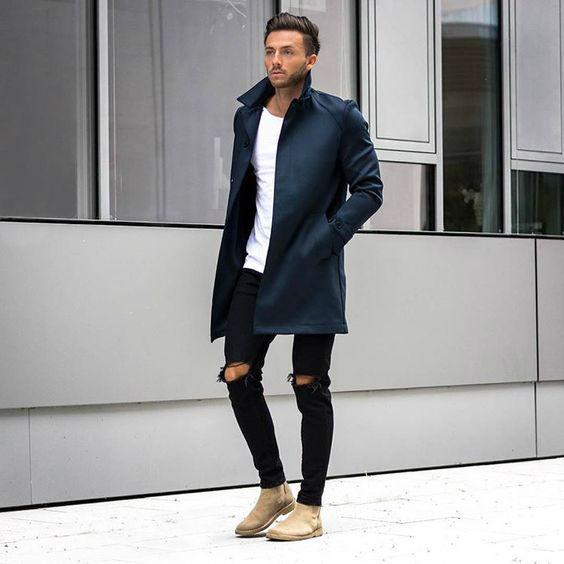 353ce40a0b629 Reglas de moda que sólo los hombres con estilo saben cuándo romper ...