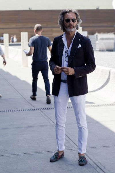 reglas de moda para hombres cinturon