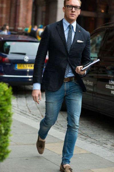 reglas de moda para hombres corbata