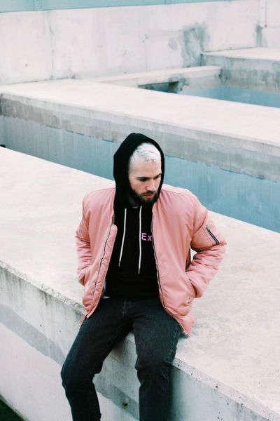 reglas de moda para hombres pink