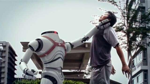 robots asesinos batalla