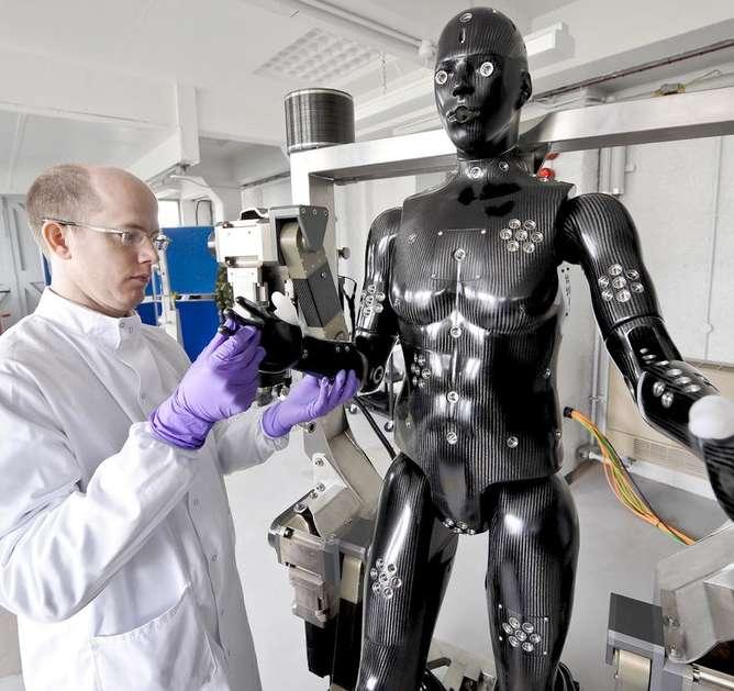 robots asesinos laboratorio