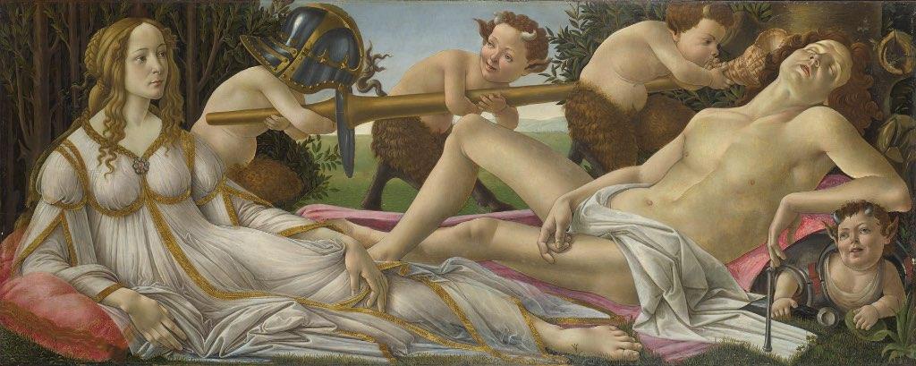 sandro botticelli pinturas