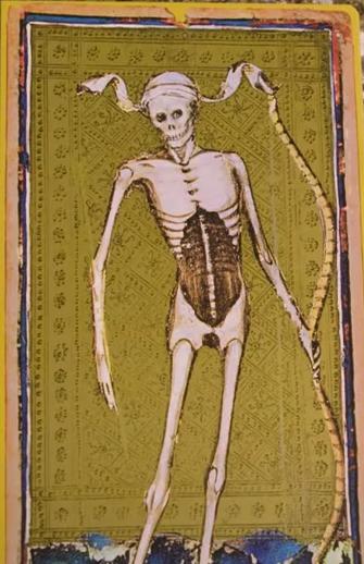 tarot tattoos death