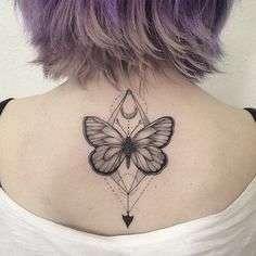 tatuajes de mariposas 5