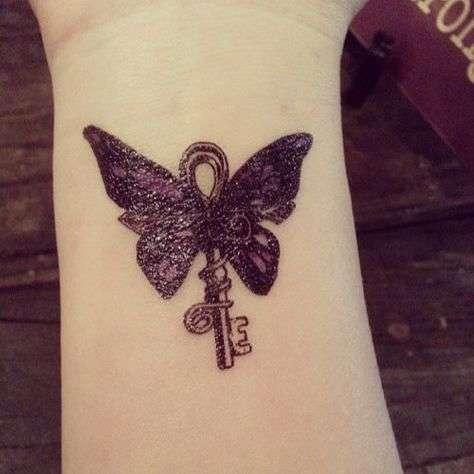 tatuajes para cerrar ciclos mariposa