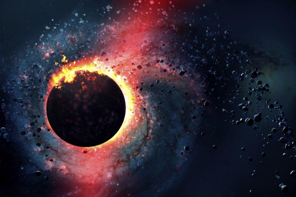 teorias sobre el fin del universo big bang