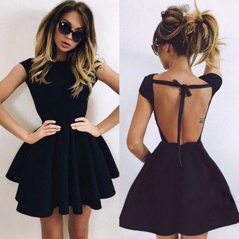 último estilo de 2019 precio bajo a juego en color Qué tipo de vestido debes elegir para salir de fiesta ...