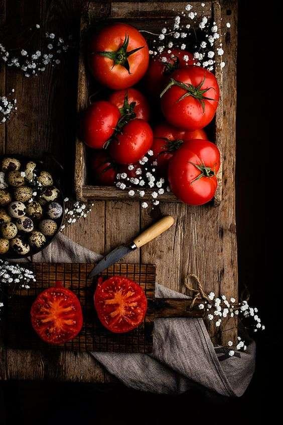 tomatoe alimentos refrescantes