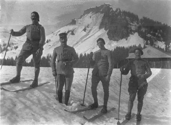 turismo de lujo esqui