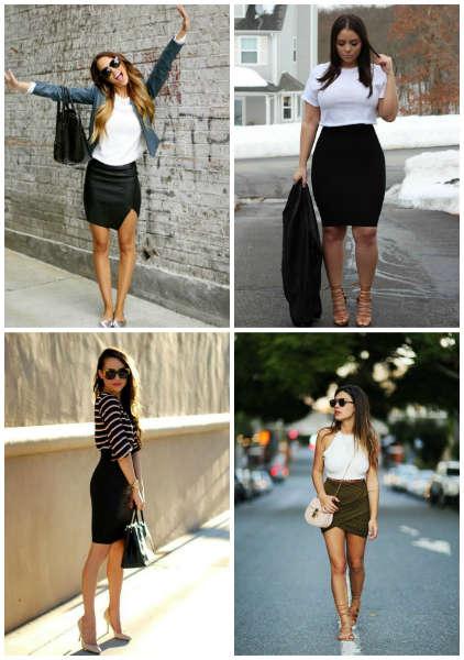 123b35c4c0 Vestidos y faldas que harán que tus piernas luzcan mejor - Moda - Moda
