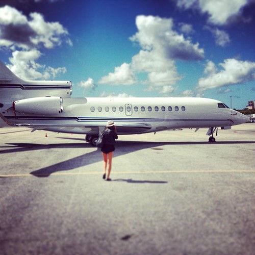 viajar avión