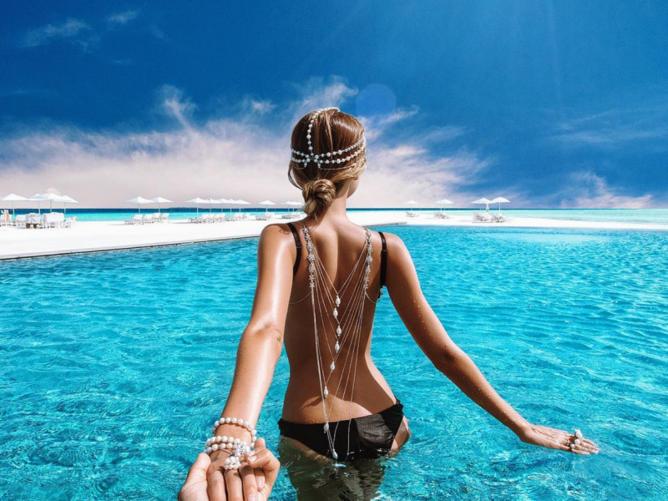 viajar con tu pareja por primera vez mar