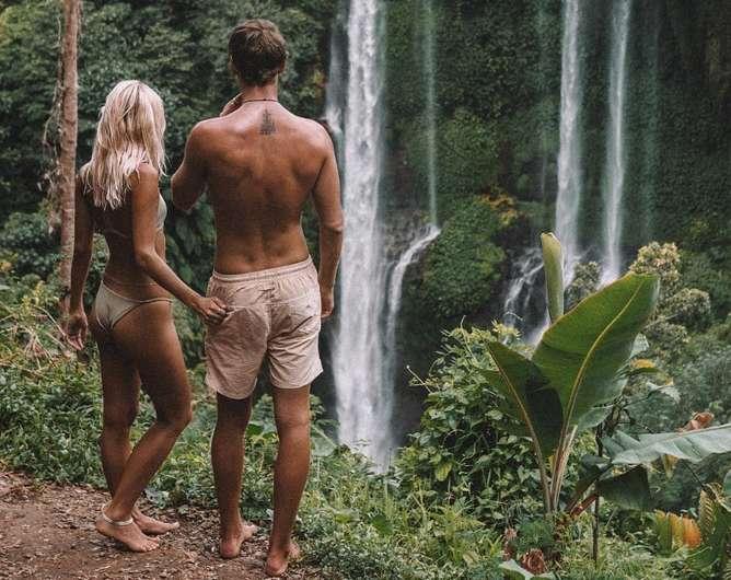 viajar con tu pareja por primera vez selva