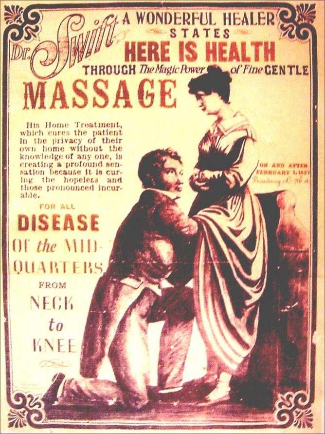 vibrator victorian era massage