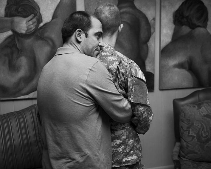 vincent cianni pareja soldados